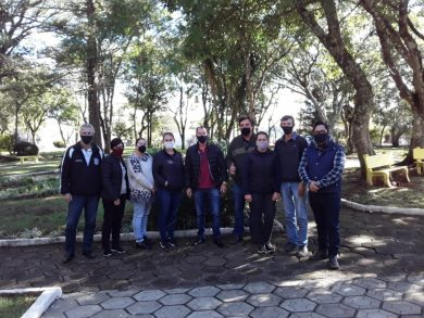 """Conselho Municipal de Cultura e Turismo de Ernestina discutem a implementação da nova rota turística: """"História e Sabores"""""""