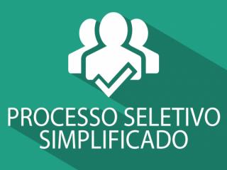 PROCESSO SELETIVO SIMPLIFICADO PARA CONTRATAÇÃO POR PRAZO DETERMINADO (PROF. DE MATEMÁTICA E SERVENTE)