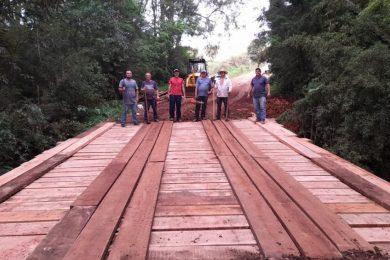 Ponte da Coxilha Seca foi concluída