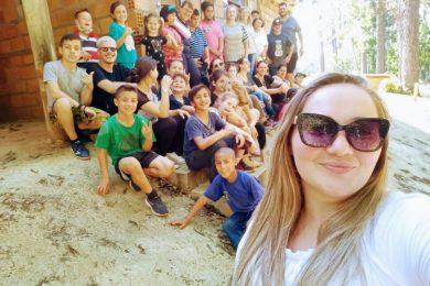 CRAS promove atividades especiais em alusão ao Dia das Crianças na Estância Magrãozinho, em Posse do Barão