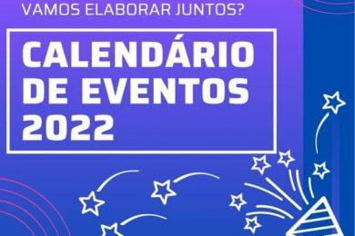 Prefeitura realizará reunião para definir Calendário de Eventos de 2022